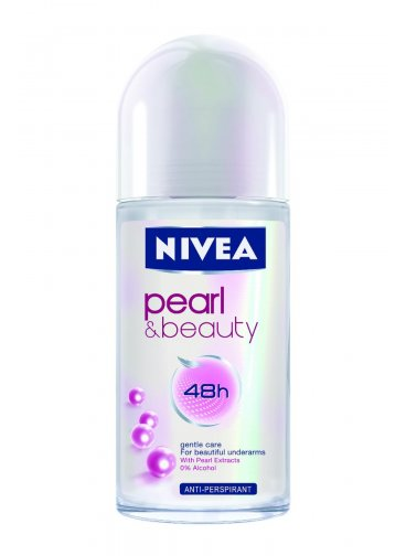 Nivea Roll-on Pearl Beauty Bayan 50 ml