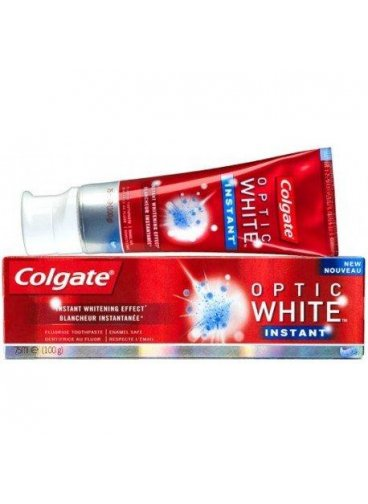 Colgate Optic White Diş Macunu  Instant 75 ml