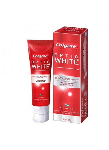 Colgate Optic White Diş Macunu Sparklıng White 75 ml