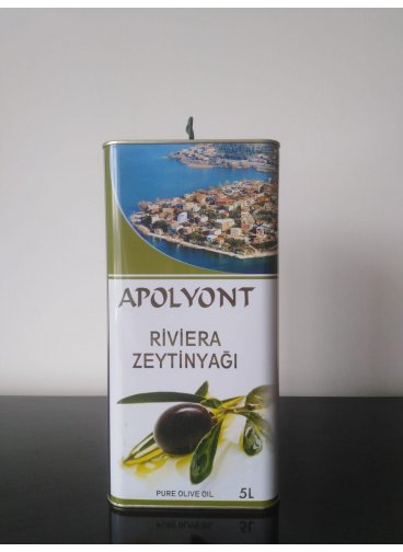 Apolyont Rİveria Zeytinyağı 5000 Ml